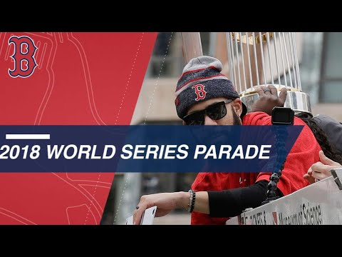 Red Sox celebrate 2018 World Series championship Mp3
