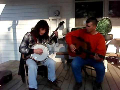 Jon Eric & Aaron playing Bela Fleck's Whitewater
