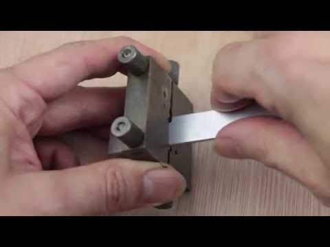 UPDATED - How to use a Mitre Vice Jig Demo & Review in HD