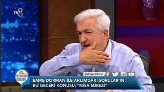 Aklımdaki Sorular Nisa Suresi 7 Eylül 2018- Prof.Dr. Mehmet Okuyan