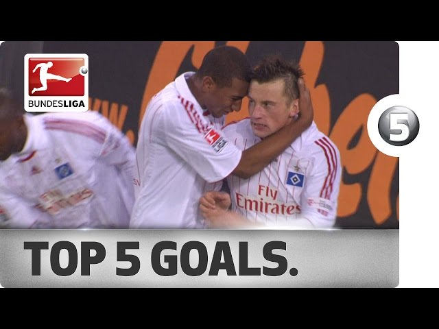 Ivica Olic - Top 5 Goals