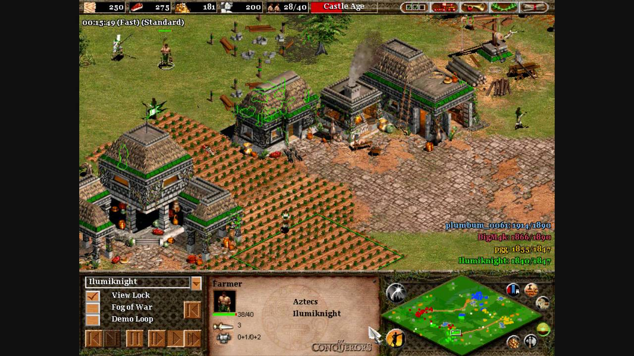 age of empires 2 matchmaking Can i still play age of empires 1 or 2 online the gamespy room for aoe 1 is always empty.