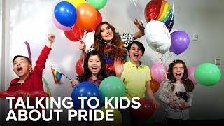 Talking to Kids about Pride Month | Jessi Cruickshank