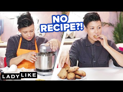Jen Tries To Make Holiday Cookies With No Recipe • Ladylike