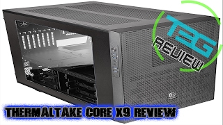 thermaltake Core X9 Review
