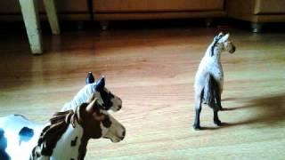 Любовь двух лошадей