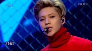 160320 [Viewable] TAEMIN (태민) - Drip Drop (Goodbye Stage) @ 1-G@y0