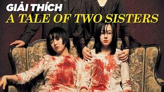 A TALE OF TWO SISTERS - Phim kinh dị Hàn Quốc hay nhất