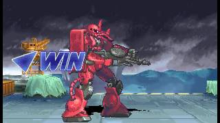 Gundam Battle Assault 2 - Street Mode - Zaku IIS