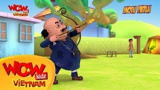 Motu Patlu Siêu Clip 45 - Hai Chàng Ngốc - Cartoon Movie - Cartoons For Children