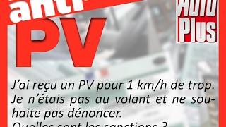 PV à 45 € : contester ou payer, il faut choisir