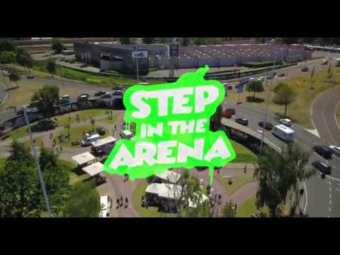 Step In The Arena 2018 - Beerenkuil , Eindhoven, Netherlands