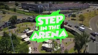 Step In The Arena 2018 - Beerenkuil , Eindhoven, Netherlands/Graffiti Jam