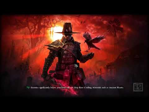 Bastion of Chaos Ultimate run - Warder 2H Lighnint Savagery Grim Dawn