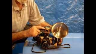 My Steampunk Diy ( Radio,camera,and Light)