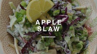 Apple Slaw  Wild Dish