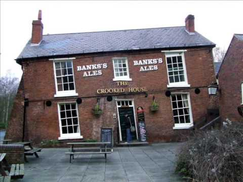 The Crooked House Gornalwood Near Himley Dudley Youtube