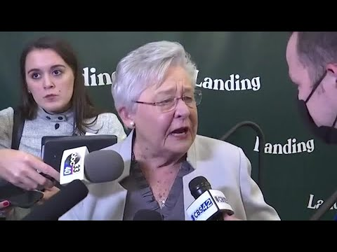 """Alabama Governor Kay Ivey says it's """"time to start blaming the ..."""