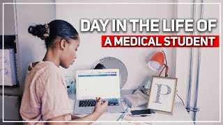 A TYPICAL DAY IN MEDICAL SCHOOL - 4th Year Med Student Vlog