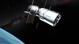 NASA Черную дыру покинул неизвестный гигантский объект!