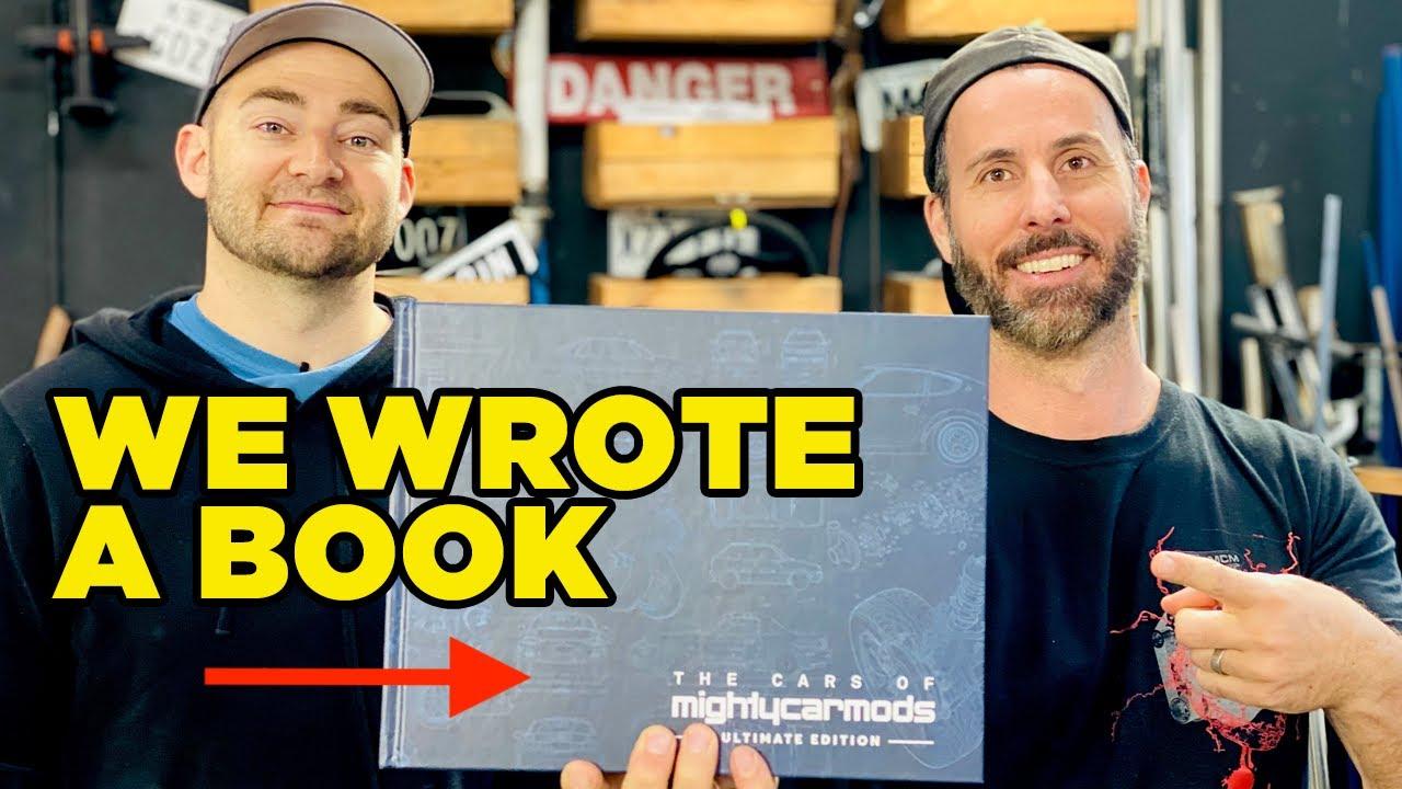 WE WROTE A BOOK!