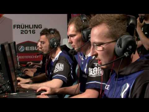 CS:GO - LeiSuRe vs. ALTERNATE aTTaX - ESL Meisterschaft 2016 - Finale
