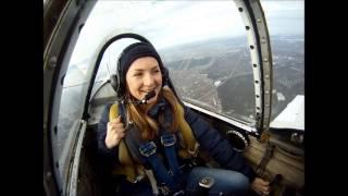 Корпоративный подарок - полет на Як 52 с высшим пилотажем(, 2015-03-21T14:06:23.000Z)