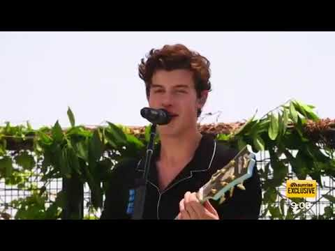 Shawn Mendes - Nervous (LIVE) - July 17