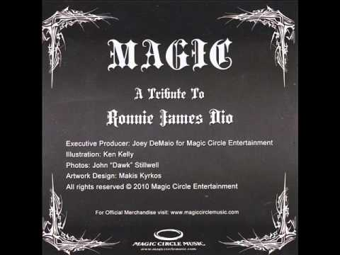 Magic: A Tribute To Ronnie James Dio FULL ALBUM