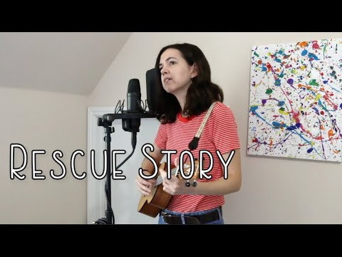 Rescue Story Zach Williams Cover