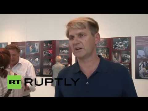 Serbia: Odessa bloodshed photo exhibit questions West's intentions