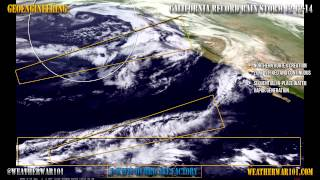 Geoengineering: California Record Rain 12-12-14