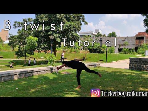 How To Do A B-Twist  | Rajkumar Karki