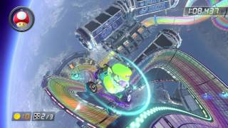 Rainbow Road - 1:59.427 - ALG★4★LIFE (Mario Kart 8 World Record)
