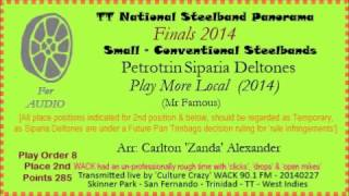 TT Panorama 2014 - Finals - Small - Deltones - Play More Local (Arr: