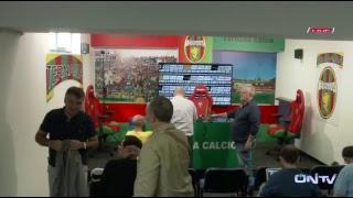 ONTV LIVE: Conferenza Gigi De Canio pre TRIESTINA-TERNANA thumbnail