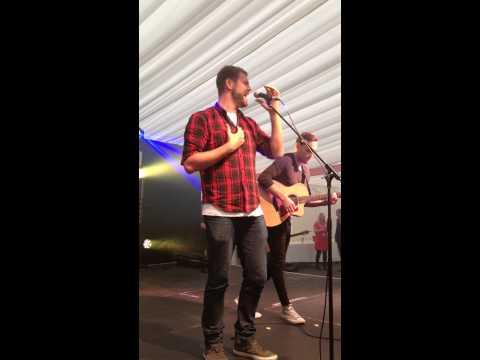 Brian McFadden: Queen Of My Heart Live in Teesdie 21st September