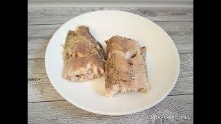 Как быстро приготовить рыбу.Щука в сметане.Рыба ПП
