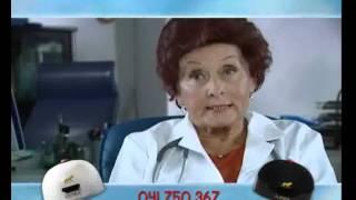 Zdravnica svetuje astmatikom - ionizator IONEX - Doctor