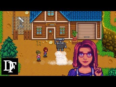 Maru Gets Abandoned Twice! - Stardew Valley Gameplay HD