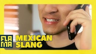 Mexican Slang No Mames