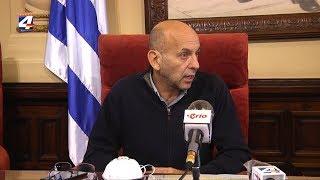 El Intendente rechazó enfáticamente acusaciones del Partido Nacional sobre distribución de canastas