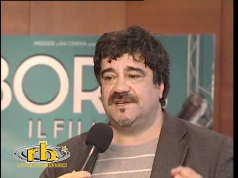 FRANCESCO PANNOFINO - intervista (Boris - Il film) - WWW.RBCASTING.COM
