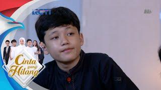 Download lagu CINTA YANG HILANG Ilham Akhirnya Menyetujui Ibunya Menikah Dengan Om Raffi MP3