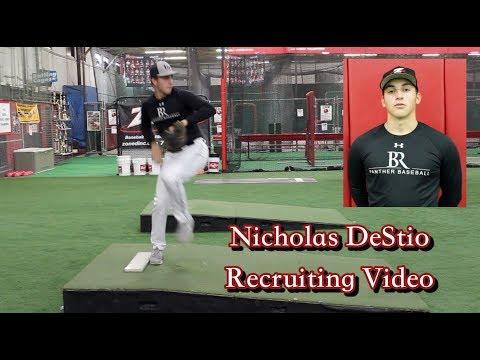 Nicholas DeStio Recruiting Video