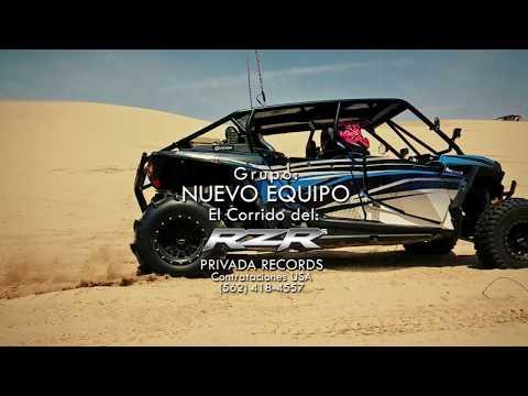 """Grupo Nuevo Equipo - El Corrido Del Rzr (Video Oficial) (2017) """"Exclusivo"""""""