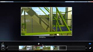 Navisworks to Lumion 3D Demo
