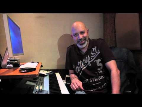 GANPATI SONGS - LOY MENDONSA (BOLO NA BOLO) ON GANARAJ ADHIRAJ 2012