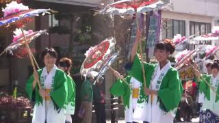 柳井まつり 2009   「花傘おどり」 (山口県柳井市) thumbnail
