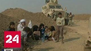 Генштаб: жертвами ударов коалиции в Мосуле стали 60 мирных жителей